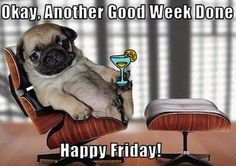 It's #FridayFeeling - finally! Had a #wonderful #busy week with lots of #clients. Now I'll #relax before do more #marketing tomorrow. #Friday