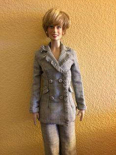 Diana Pant suit
