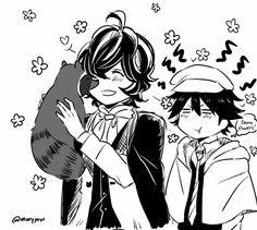 Poe and Ranpo