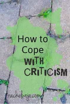 a few tips on learning to handle negativity that seems to be aimed right at your heart...
