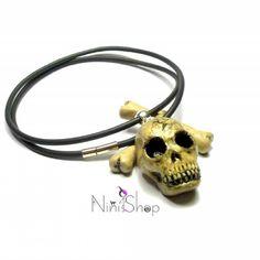 Skull charm for Halloween