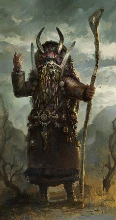 The Elder by Zephyri