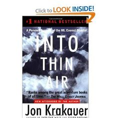 Into Thin Air - unbelievable story