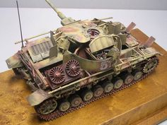 Diorama, Panzer Iv, Model Tanks, Military Vehicles, Finals, Modeling, Army, Landing Gear, Vehicles