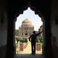 #Delhi, #Intia. Kiitos mahtavasta kuvasta @miraiho - tästä nousi #matkakuume!  #mondolöytö #mondolehti
