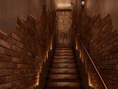 Amazing Steampunk Restaurant | DesignFlute