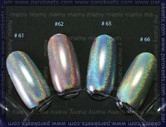 Some Nfu-Oh Shades of Hologram Series
