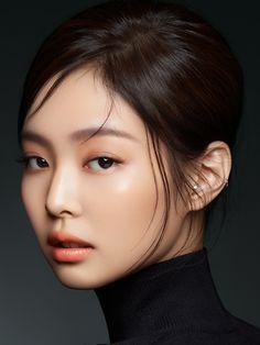 Makeup Inspo, Makeup Inspiration, Makeup Tips, Eye Makeup, Hair Makeup, Asian Makeup, Korean Makeup, Korean Beauty, Asian Beauty