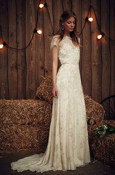 Blossom by Jenny Packham - Dreamy Boho Wedding Dresses  - Photos