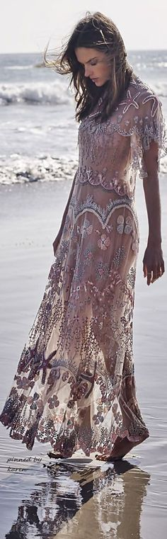 beachey gown.