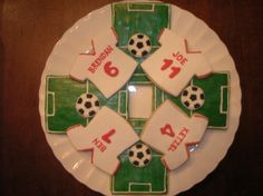 cute idea for soccer party