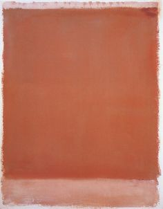 "mentaltimetraveller: ""Mark Rothko, Untitled, 1969"""