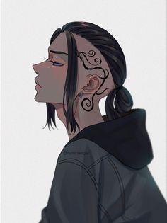 Tokyo Ravens, Fanarts Anime, Anime Characters, Fictional Characters, Manga Font, Fanart Manga, Anime Boyfriend, Ideal Boyfriend, Handsome Anime