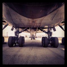 747 Landing gear