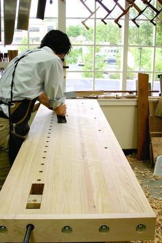 Popular Woodworking, Woodworking Bench, Woodworking Shop, Woodworking Projects, Craftsman Workbench, Workbench Top, Hamster Bedding, Tool Box Storage, Workbench Designs