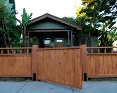Spaces Front Yard Fences Design, Pictures, Remodel, Decor and Ideas - page 2