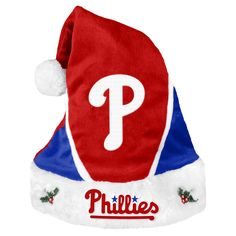 Now available in our store Philadelphia Phil.... Check it out here! http://everythinglicensed.com/products/philadelphia-phillies-santa-hat-colorblock?utm_campaign=social_autopilot&utm_source=pin&utm_medium=pin
