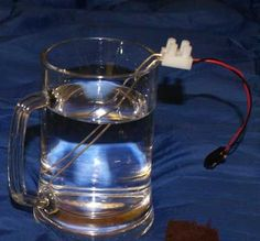 How to make a Pocket Sized Colloidal Silver Generator
