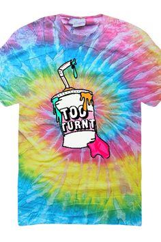 Too Turnt Tina t-Shirt, YouTuber: really want this shirt:)