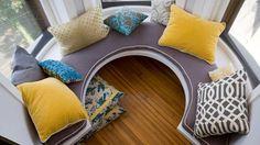 Seats and Sofas auf der Fensterbank - fresHouse