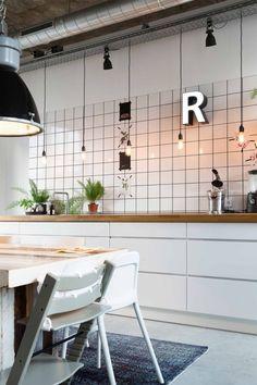 아인트호벤의 심플하면서도 대담한 주택인테리어 자료 : 네이버 블로그