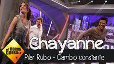 Chayanne, Pablo Motos y Pilar Rubio hacen ejercicio en El Hormiguero 3.0 ay ay como me gusta esa toallita de @chayannemusic