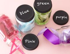 Use Chalkboard Paint to Organize | Home Made Simple