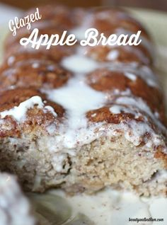This delicious quick bread is sure to please any crowd. So many wonderful flavors.