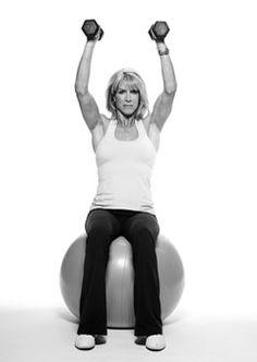 Sexy, toned arms workout- 6 weeks via Glamour.com