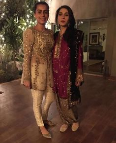 Outfits by Feeha Jamshed