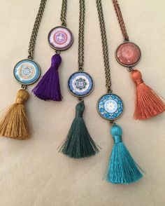 Cd Art, Decoration, Ramadan, Tassel Necklace, My Etsy Shop, Instagram Posts, Diy, Jewelry, Ideas