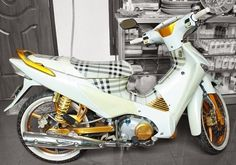 13 Best Modifikasi Motor Honda Karisma Images Honda Motorcycles