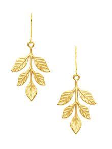 Laurier Leaf Earrings