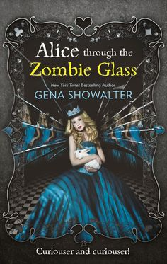 alice in zombieland. This is the second book of the white rabbit chronicles!!!!!