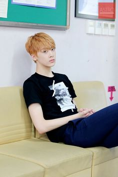 #Sanha ♡ Never give up on the lovely things that make you happy ♡