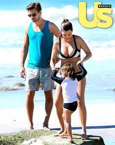 Kourtney Kardashian Dotes on Kids at Home as Scott Disick Is in Rehab - Us Weekly