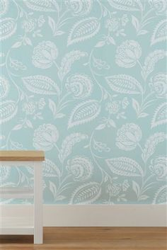 Buy Smart Artisan Blue Wallpaper From The Next Uk Online Shop Wallpaper Blue Wallpapers Wallpaper Living Room