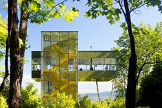 dam images architecture 2014 07 forest homes forest set homes 09 tower house catskill new york