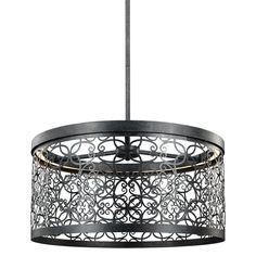 Feiss Arramore F3097/1DWZ-LED Outdoor Pendant Light | from hayneedle.com