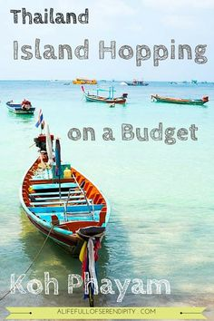 Thailand Island Hopping on a Budget - Koh Phayam
