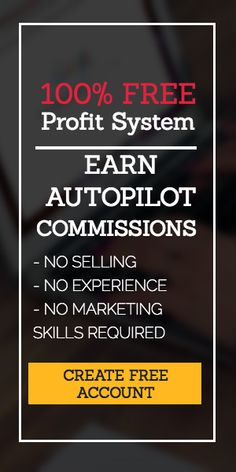 Earn Money with Autopilot Commissions. No Selling, No Experience, No Marketing Skills Required. Craft Storage Cabinets, Oil For Stretch Marks, Free Facebook Likes, Get Gift Cards, Easy Jobs, Free Advertising, Coffee Branding, Best Blogs, Yoga Teacher Training