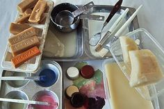 Recipes for Encaustic Wax Medium