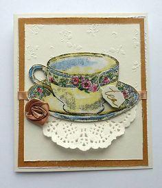 misha_cards / Čas na čaj