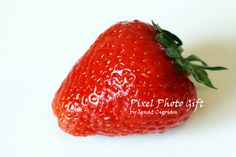Digital print digital picture red fruits. by pixelphotogift