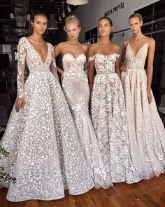 berta wedding dress These dresses are insaneLeave a comment below if youre in love . Dresses by . Country Wedding Dresses, Best Wedding Dresses, Bridal Dresses, Wedding Dress Types, Wedding Lingerie, Bouquet Wedding, Wedding Dresses Berta, Wedding Nails, Wedding Hijab