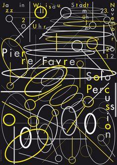 Niklaus Troxler, Pierre Favre percussion solo, 2012