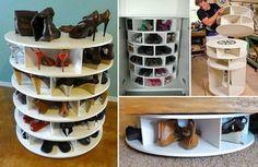 La nature n'aime pas le vide. Que l'on habite en maison ou en appartement, la tendance généraleconsiste à accumuler, stocker, garder tous pleins d'objets très utiles, tout comme quelques-unsco...
