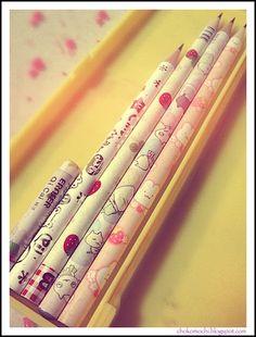 Cute Pencils