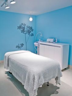 Day spa massage therapy room esthetician room aesthetician room esthetics s