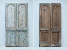 Oude deuren Decor, Furniture, Tall Cabinet Storage, Interior, Home Decor, Storage Cabinet